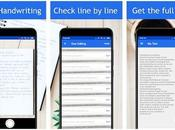 Best Handwriting Text Apps (android/iPhone) 2019