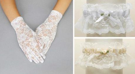 Vintage Style Bridesmaid Accessories