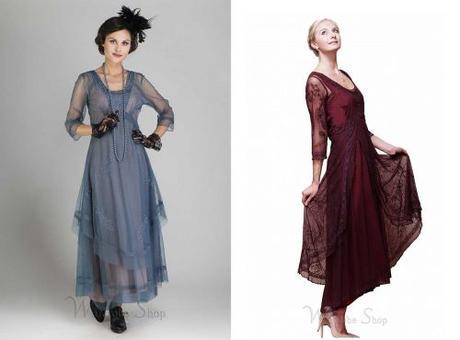 Vintage Style Bridesmaid Dresses