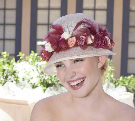 Vintage Style Bridesmaid Hats
