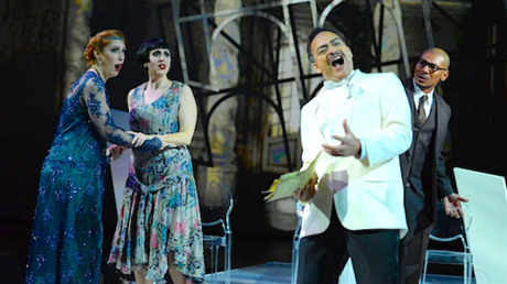 Catching up with Go-to Opera Guy Nathan Granner…