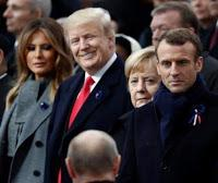 Trump Embarrasses Himself (And U.S.) On trip To Paris