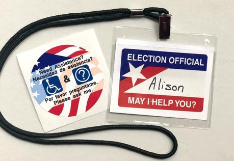 My Experience as an Election Judge (AKA Poll Worker)