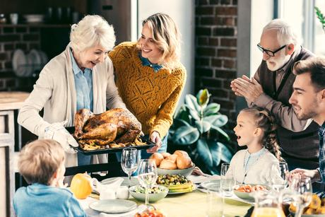 How to Avoid Thanksgiving Weight Gain