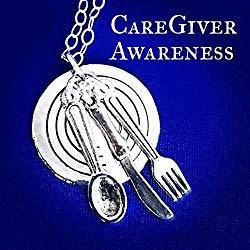 Image: FayWestDesigns   The Original CareGiver Awareness Necklace