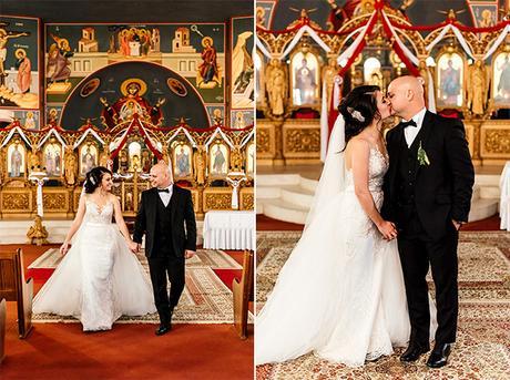 Elegant chic wedding in South Africa | Rea & Johh