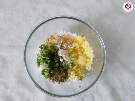 How to make Sabudana Thalipeeth?