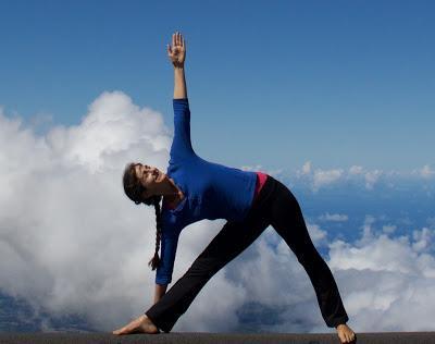 Tricky Trikonasana: My Travels with Triangle Pose