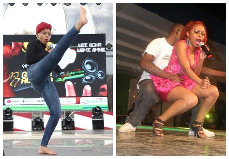 13-year-old gospel singer Amani G: Size 8 is my mentor, she was very naughty in her music but God changed her