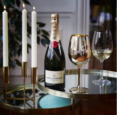 News: Moët & Chandon Christmas Magic at Blythswood Square Hotel