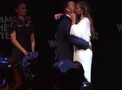WATCH: John Legend Tears Honors Wife Chrissy Teigen