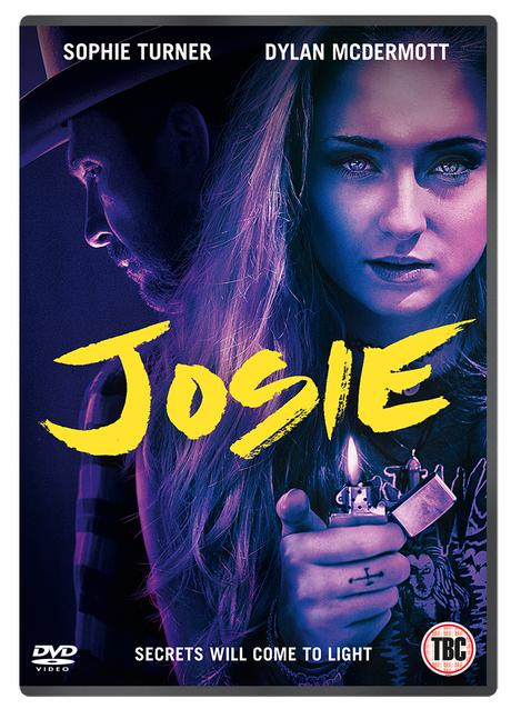 JOSIE    Is released on DVD, VOD and EST on 14th January 2019 by Altitude Film Entertainment.