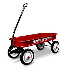 Image: Radio Flyer Classic Red Wagon - 100th Anniversary Edition