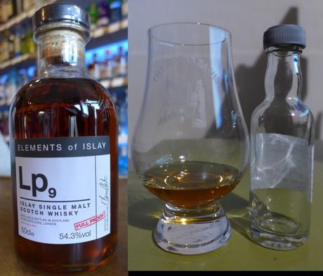 Tasting Notes: Elements Of Islay: LP9