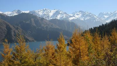 Travel Guide: Heavenly Lake, Xinjiang