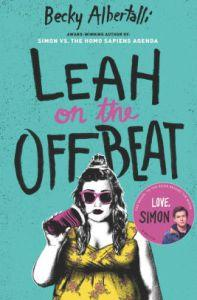 Megan G reviews Leah on the Offbeat by Becky Albertalli