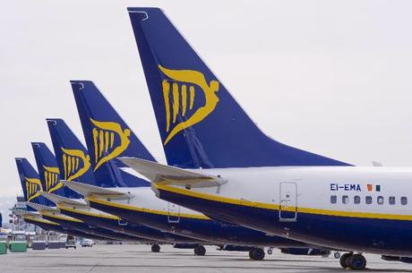 News: Ryanair routes return to Glasgow Airport
