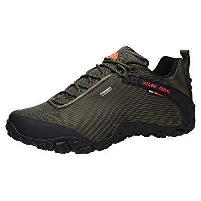 XIANG GUAN Men's Outdoor Trekking Hiking Shoes Review