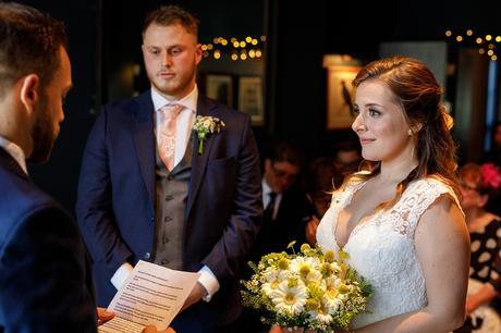 Georgian Townhouse Wedding | Bruna and George