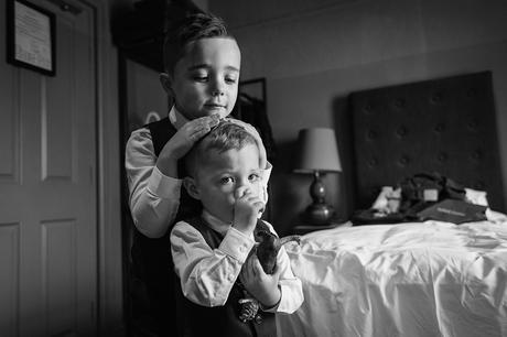 the pageboys