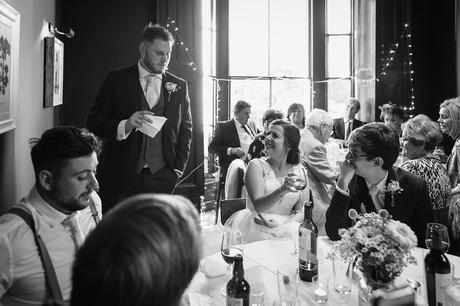 the grooms speech