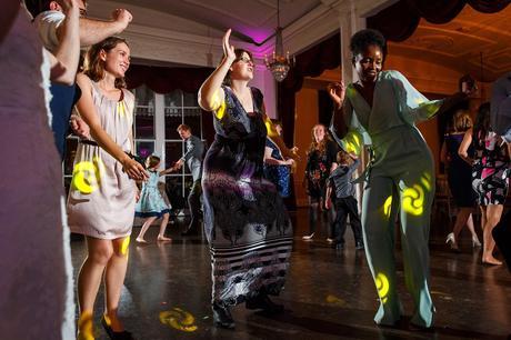 more action on the dancefloor