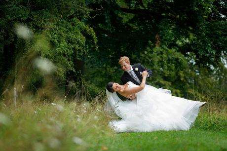 Hengrave Hall Wedding Photography | Alice and Nick