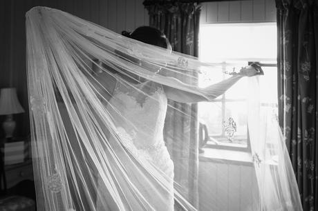 picking up the veil