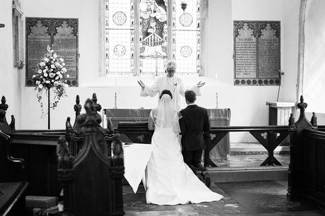 blessing after the vows