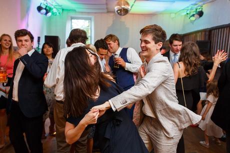 the dancing begins