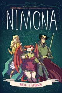 Mini Pin-It Reviews #27 – Four Graphic Novels