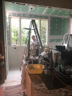 Apologies for Being Slow to Blog: Our Never-Ending (but Now Almost-Ended) Kitchen Renovation Project