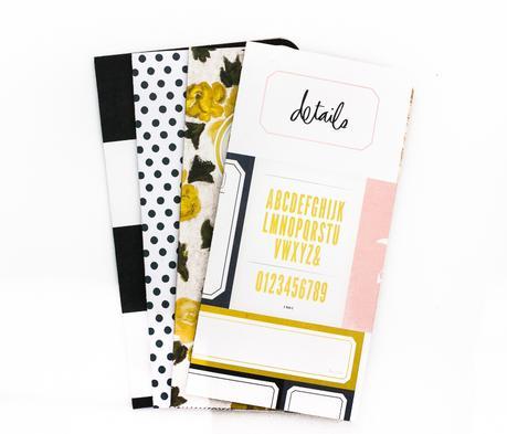 Journal Studio Pocket Folders DIY