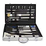 Aristocrat Homewares Luxury BBQ Grill Tools Set...