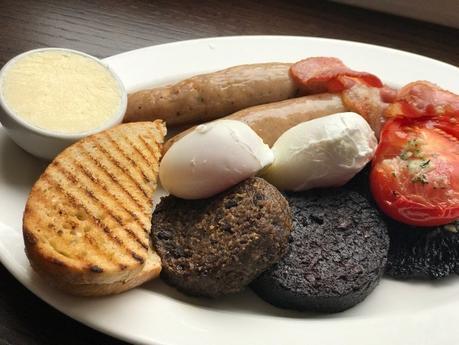 Food Review: Brunch At Galvin Brasserie de Luxe