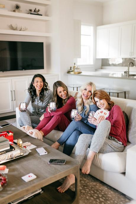 Chic at Every Age // Girls Night In + Under $50 Gifts for Your Besties