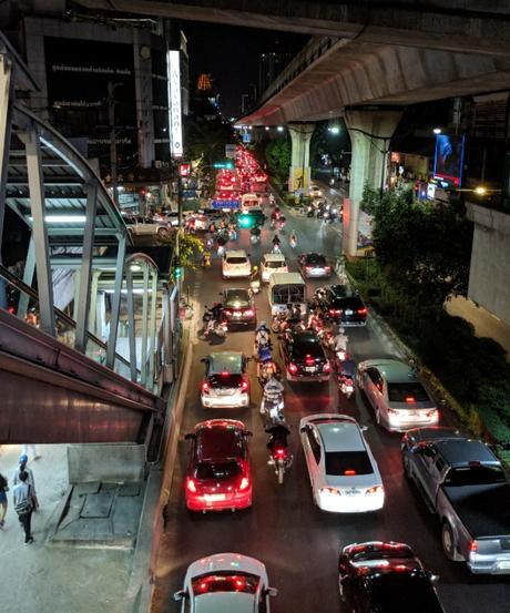 Getting a Motorbike Taxi in Bangkok –  Complete Guide