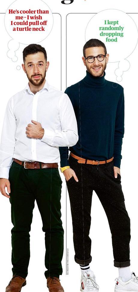 Jonathan and Oliver