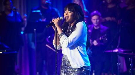 "Check Out Koryn Hawthorne Performance Of ""This Christmas Live!"""