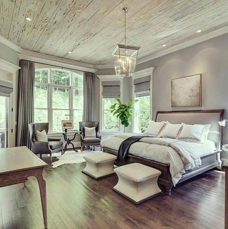 20 Master Bedroom Ideas to Have a Good Night Sleep