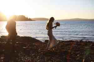 Kristina and Daniels Epic Acadia Wedding   Bar Harbor, Maine