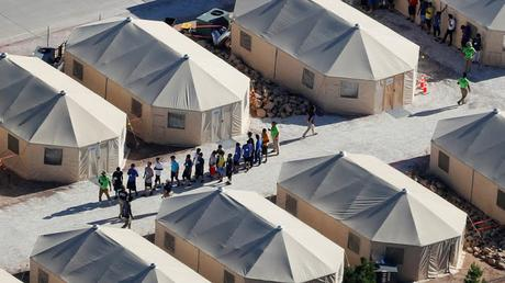 Number Of Immigrant Minors In Detention Tops 14,000