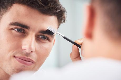 How to Help Your Man Get Wedding Ready with Makeup
