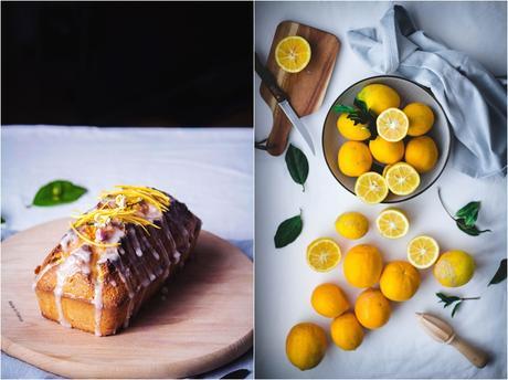 Lemon & Yogurt Cake   The Tale of Two Hidden Lemons