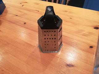 The Cheese Grater Explained