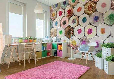 The magic of wallpaper