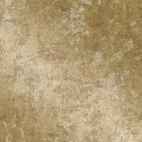 Distressed Gold Leaf Wallpaper design by Tempaper