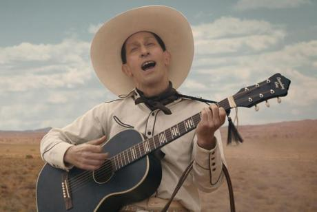Think of The Ballad of Buster Scruggs as Twilight Zone: The Western