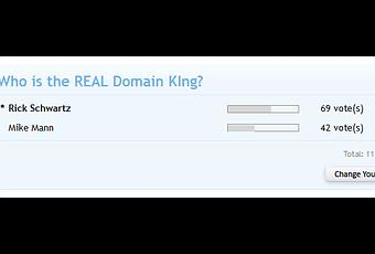On Namepros and TheDomains Rick Schwartz Keeps Title of