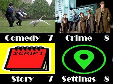 ABC Film Challenge – Comedy – S – Snatch (2000)